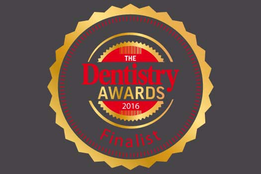 The Dentistry Awards 2016 Finalist