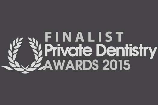 Private Dentistry Awards 2015 Finalist