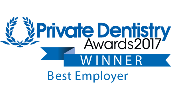 Private Dentistry Awards 2017 Winner!