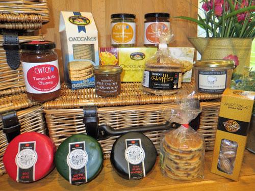 Luxury Welsh Food Hamper
