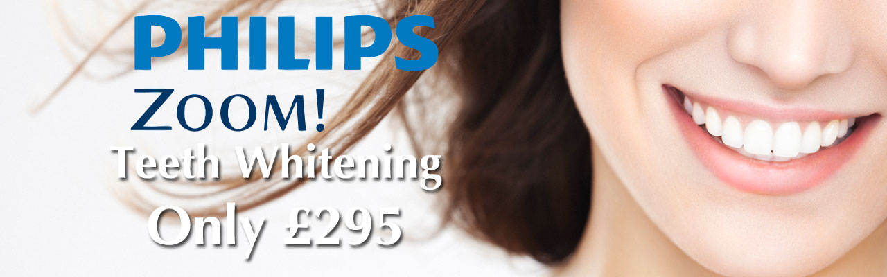 Philips Zoom Teeth Whitening Offer
