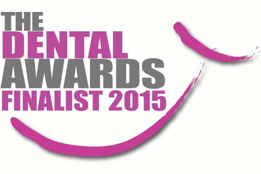 The Dental Awards 2015 Finalist Logo