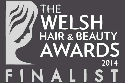 The Welsh Hair and Beauty Awards 2014 Finalist Logo